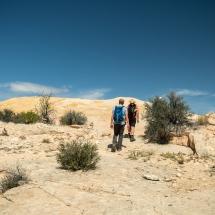 Yellow Rock - auf dem Weg zur Spitze