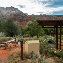 Zion NP Watchman Campground