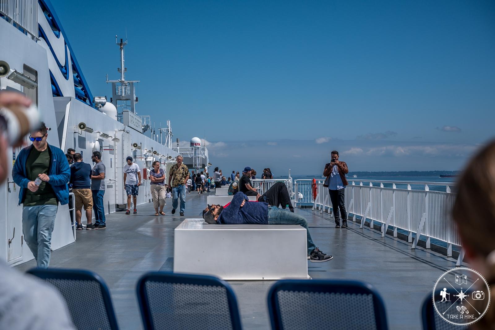 BC Ferries - Tsawwassen - Swartz Bay